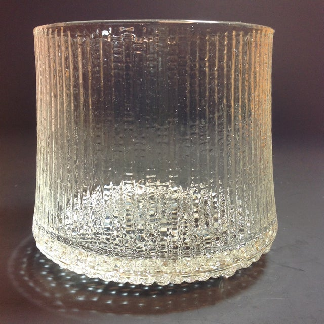Tapio Wirkkala Vintage Littala Ultima Thule Glass - Image 2 of 5
