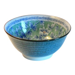 Hand Painted Japanese Bowl For Sale