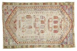 Image of Shabby Chic Traditional Handmade Rugs