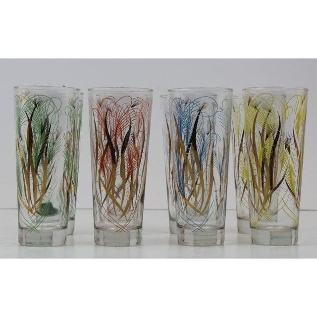 Vintage George Briard Glasses - Set of 8 - Image 2 of 9