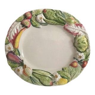 Hand Painted Italian Serving Platter