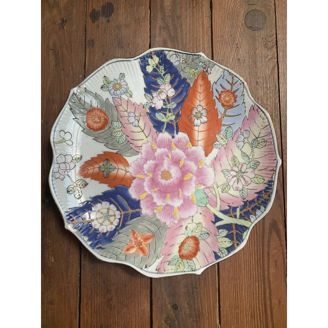 Tobacco Leaf Decorative Plate For Sale - Image 9 of 13