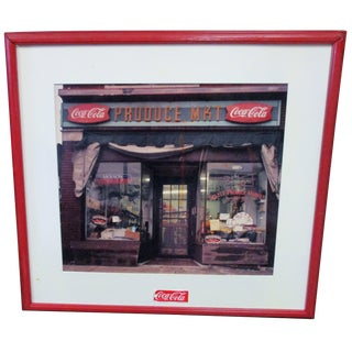 Old Store Coco-Cola Photograph by Nels Johnson Buffalo, Ny 1985 For Sale