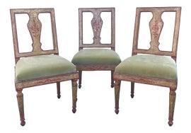 Image of Italian Side Chairs