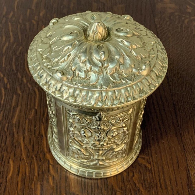 19th Century Bronze French Humidor For Sale In Dallas - Image 6 of 13
