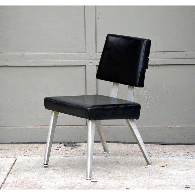 Pair of Vintage GF GoodForm Aluminum Task Chairs.