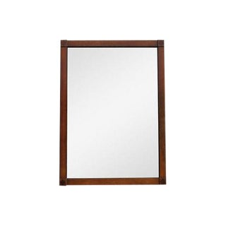 Mid Century Italian Provincial Mirror by Henredon Fine Furniture For Sale