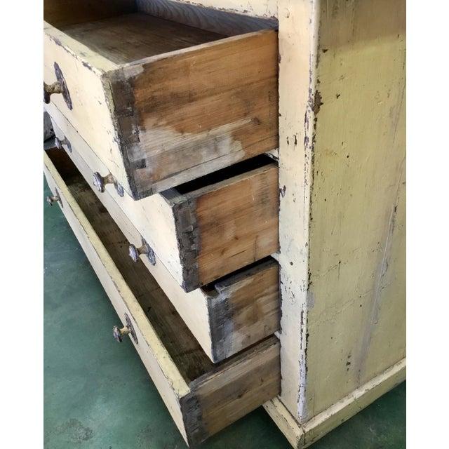 19th C. Scandinavian Dresser For Sale - Image 9 of 13