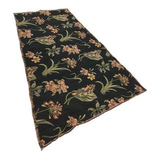 1920s Art Nouveau Heavy Jacquard Textile Upholstery Remnant For Sale