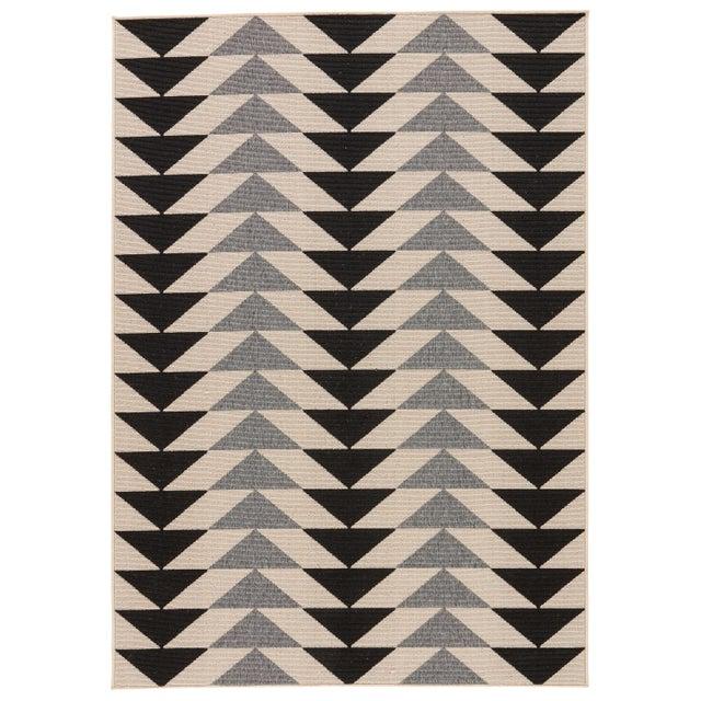 Jaipur Living McKenzie Indoor/ Outdoor Geometric Area Rug - 9′6″ × 13′ For Sale In Atlanta - Image 6 of 6