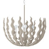 Image of Stray Dog Designs for Chairish Chucho Chandelier, Gray For Sale