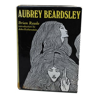 Aubrey Beardsley Studio Book by Brian Reade For Sale