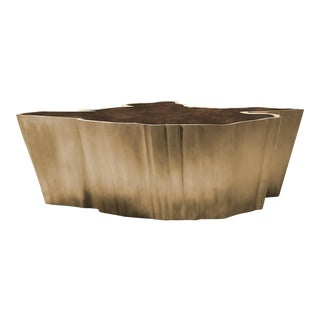 Sequoia Center Table From Covet Paris For Sale