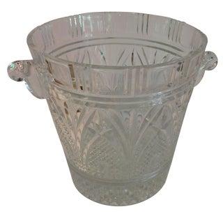 Crystal Ice Bucket