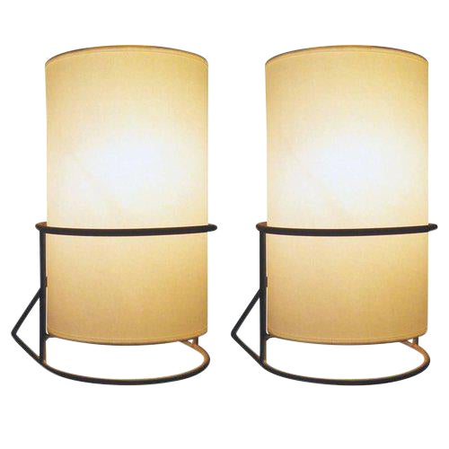 Mid-Century Modern Carl Aubock '4723' Wall Light For Sale - Image 3 of 7