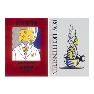 Roy Lichtenstein, Cup and Saucer & For Sale
