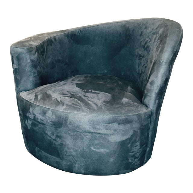 Outstanding Art Deco Style Asymmetrical Swivel Chair Unemploymentrelief Wooden Chair Designs For Living Room Unemploymentrelieforg