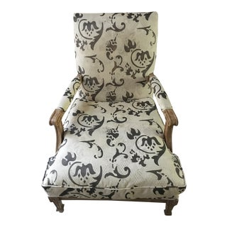Modern Nancy Corzine Club Chair For Sale