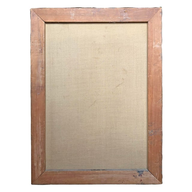 19th Century American Trompe l'Oeil Hunt Painting For Sale - Image 10 of 11
