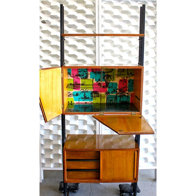 Mid Century Modern Italian Bar & Display Unit - Image 3 of 6