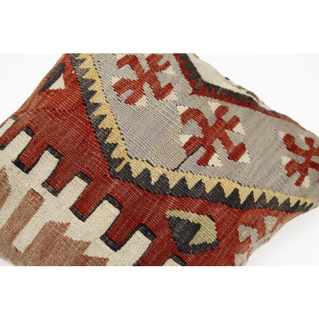 Rug & Kilim 1970s Handmade Kilim Pillow Cover For Sale - Image 4 of 8