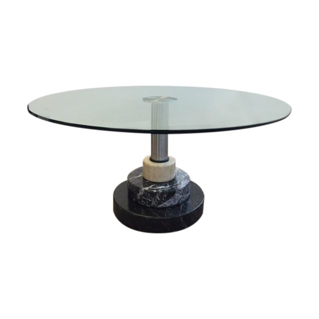 Lodovico Acerbis And Giotto Stoppino Marble Table For Sale