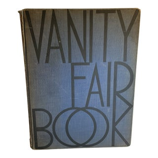 1931 the Vanity Fair First Edition Book For Sale