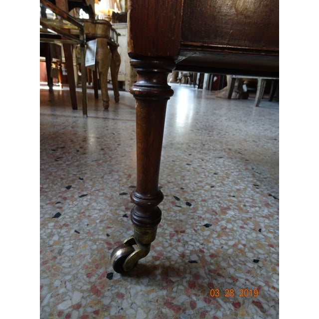 Vintage French Coffee Table For Sale In New Orleans - Image 6 of 11