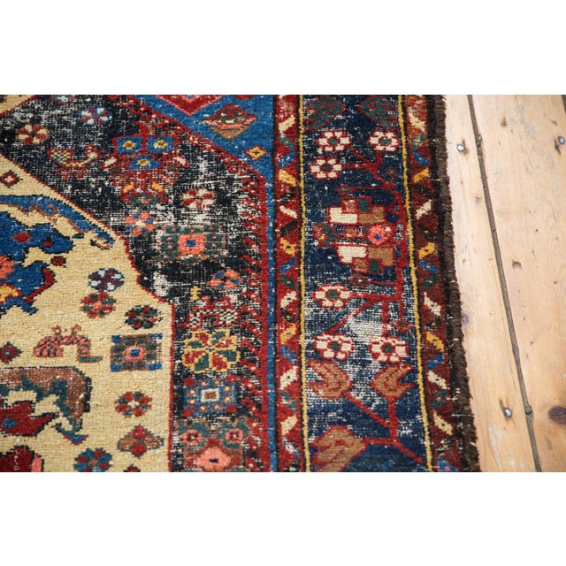 """Old New House Vintage Malayer Rug - 4'7"""" X 6'3"""" For Sale - Image 4 of 11"""