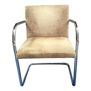 Tubular Modern Brno Chair by Knoll For Sale