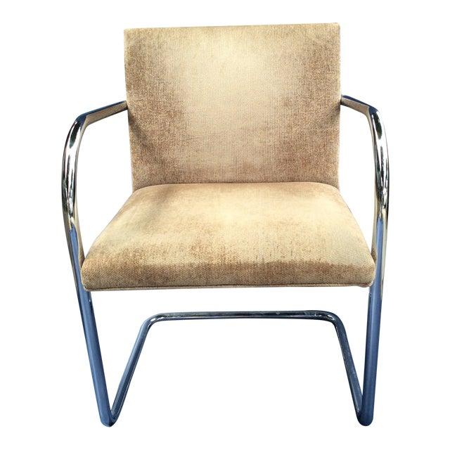 Tubular Modern Brno Chair by Knoll For Sale