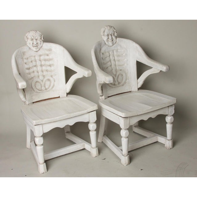 of wood in the late 1800's these are a type I have not seen before although I have seen other types of these chairs. Mine...