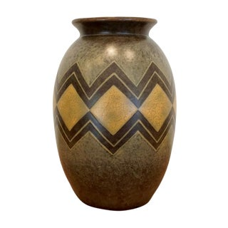 1920s Boch Freres Vase For Sale