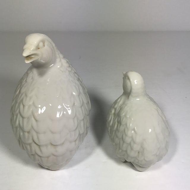 A Pair of Vintage Porcelain Partridge Birds - Image 3 of 8