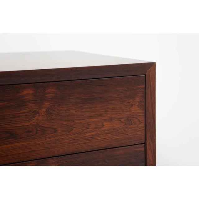 Harvey Probber Rosewood Dresser - Image 9 of 10