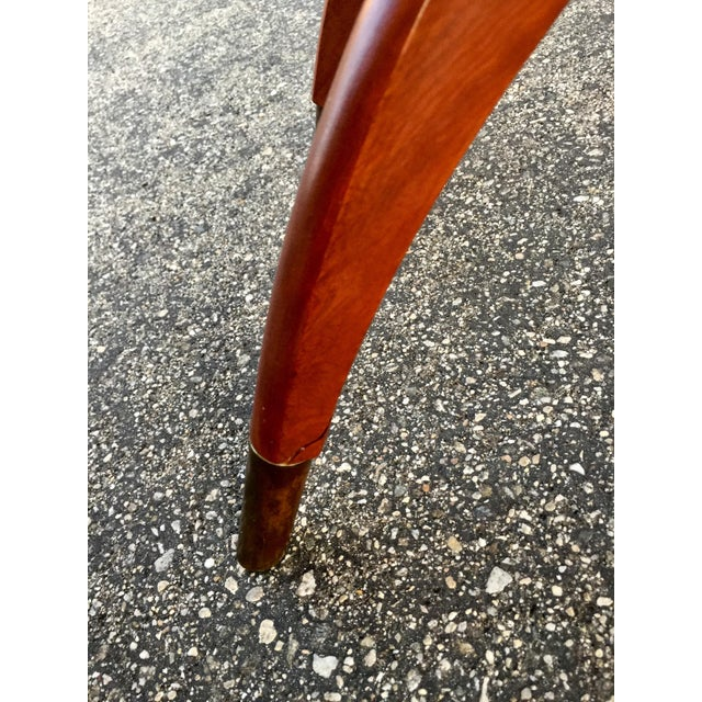 Mid-Century Modern Teak Spider Leg Table For Sale In Los Angeles - Image 6 of 9