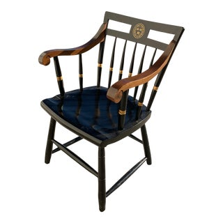 1960s Vintage Nichols & Stone Harvard University Chair For Sale