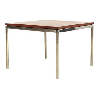 Vintage Mid Century Florence Knoll for Knoll Square Coffee Table For Sale