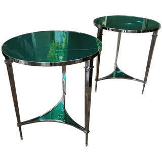 Contemporary Side Tables For Sale