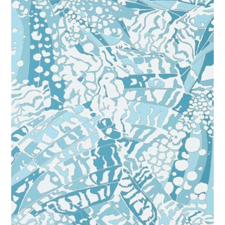 Puccini Wallpaper by Anna French - Sample For Sale