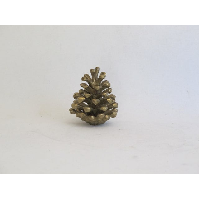 Brass Pinecone - Image 2 of 4