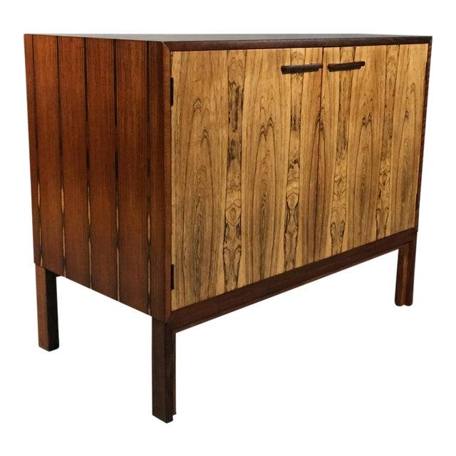 Kai Kristiansen Rosewood Cabinet, Denmark 1960s For Sale