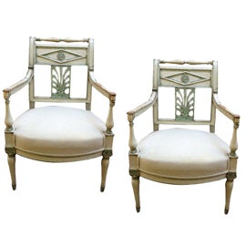 Image of Empire Corner Chairs