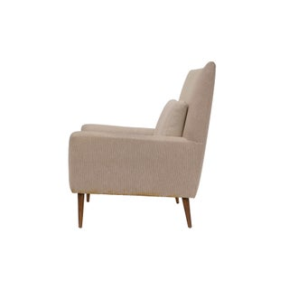Paul McCobb Lounge Chair Model 302 and Ottoman by Directional Preview
