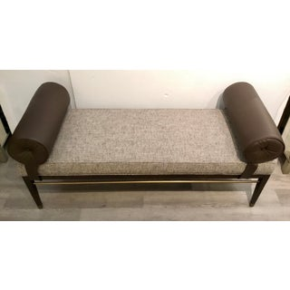 Pearson Modern Oatmeal Tweed Bench Preview
