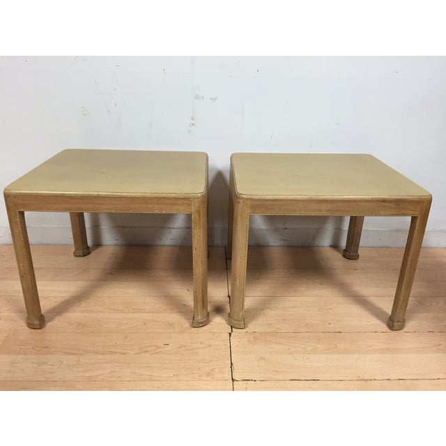 Side Tables by Charak Modern - A Pair - Image 2 of 9