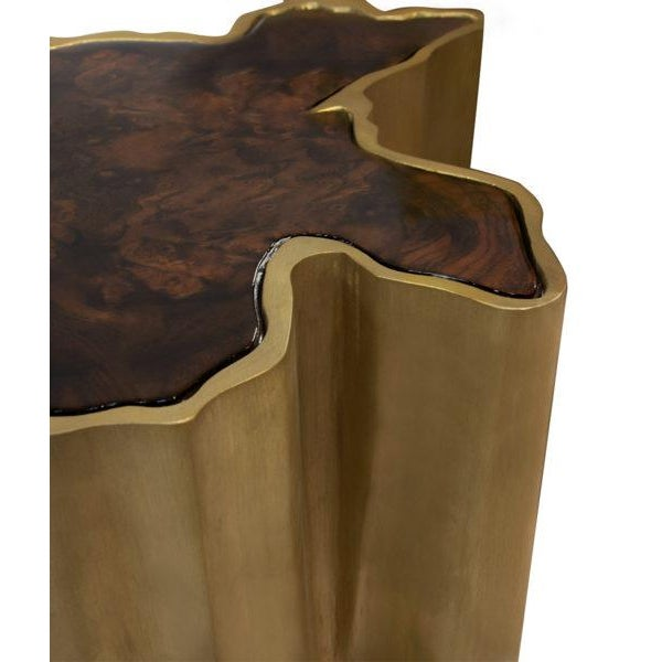 Sequoia Small Side Table From Covet Paris For Sale - Image 4 of 5