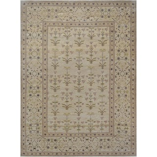 Mansour Exceptional Handwoven Agra Rug For Sale
