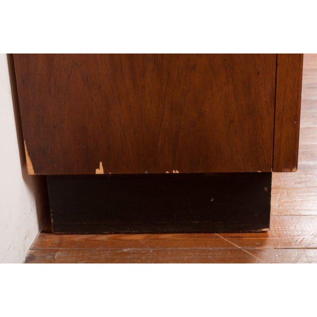 Mid-Century Modern Rosewood Tallboy by Lane of Alta Vista For Sale - Image 3 of 10