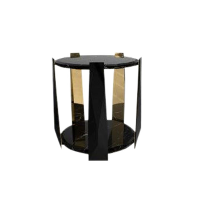 Not Yet Made - Made To Order Imperium Side Table From Covet Paris For Sale - Image 5 of 5